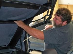 Tiger Auto Trim & Upholstery Sample 12